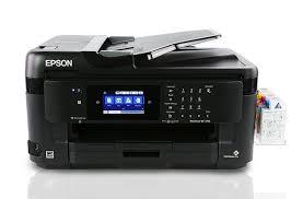 МФУ Epson WorkForce WF-7710DWF с СНПЧ – низкая цена ...