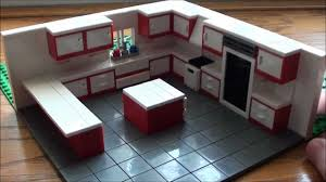 Gourmet Kitchen Tutorial Lego Gourmet Kitchen Cc Youtube