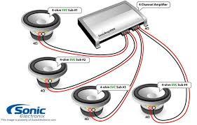 4 ohm wiring diagram subwoofer wiring diagrams wiring diagrams Wiring Diagram For Dual 4 Ohm Subwoofer 3 subwoofer wiring diagram wiring diagrams tarako org 4 ohm wiring diagram svc 4 ohm wiring wiring diagram for 3 dual 4 ohm subs