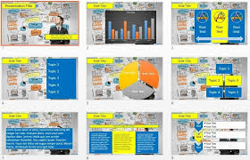 Free Business Templates For Powerpoint Download Themes For Powerpoint 2016 Mrok Info