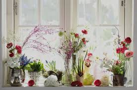 Fensterbank Dekorieren Modern Einmalig Charmant Fensterbänke