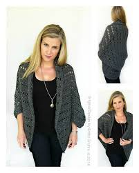 Crochet Oversized Sweater Pattern New Crochet Cardigan Pattern Oversized Chunky Shrug Crochet
