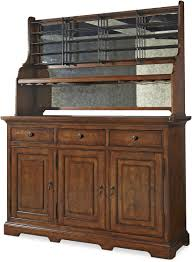 Paula Deen China Cabinet Paula Deen By Universal Dogwood Credenza With Wine Bottle Rack And