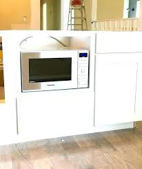 Under Cabinet Microwave Ovens Counter Small  Oven Dimensions G65