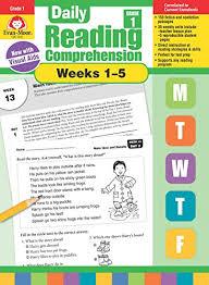Reading comprehension worksheets for grade 1 in 2020. Daily Reading Comprehension Grade 1 Weeks 1 5