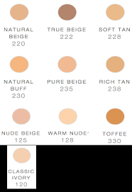 Maybelline Fit Me Foundation Color Chart Updated Maybelline Fit Me Ph Launch Quick Impressions