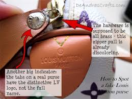 louis vuitton zipper. quailty matters - spot a fake lv purse louis vuitton zipper