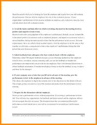 Review Examples For Employees Annual Employee Review Forms Performance Appraisal Examples Sample