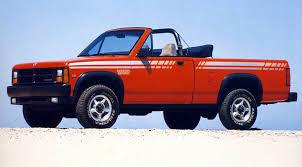 Forgotten Concept: Dodge Dakota Sidewinder | The Daily Drive ...