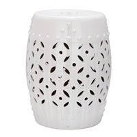 ceramic garden stools. ACS4510 Lattice Coin Garden Stool Ceramic Stools