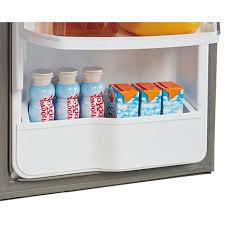 lg refrigerator 24. lg 24 cu. ft. 3-door french door refrigerator - steel lg