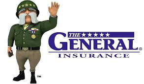 the general logo general carinsurance com