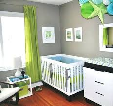 Small Room Baby Nursery Ideas Boy For Spaces Decorating Trends Display Space
