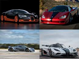 The big bad bugatti veyron. Bugatti Veyron 16 4 Ss 431 Kmph Take A Look At The 5 Fastest Cars In The World The Economic Times