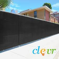 privacy screen fence awesome 6 x 50 fence windscreen privacy screen cover black mesh of privacy