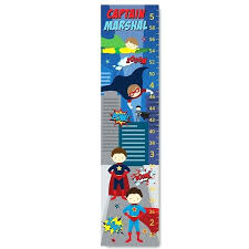Personalized Kids Growth Chart Watchdeal Co