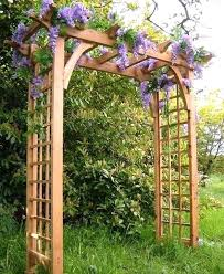 wooden garden arches garden arbor ideas to complete your garden aesthetic wooden garden arches cape town