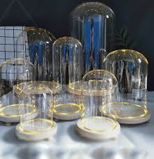 Lighted Glass Cloche Top 10 Cloche Glass Dome Brands And Get Free Shipping 818n2iad