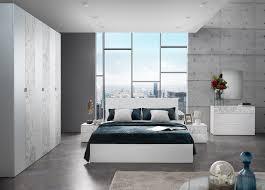 Ob wohnimmobilie, öffentliches gebäude oder arbeitsstätte: Schlafzimmer Set Mila Carrara In Weiss Modern Design K Mil Ws 1