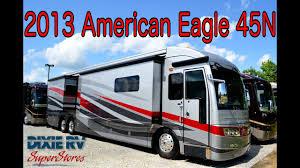 American Coach Bus 2013 American Coach American Eagle 45n At Dixie Rv