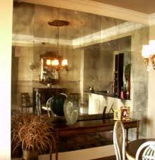 distressed mirrored furniture. antiqued mirrored glass atlanta makes u0026 installs mercury new durable mirrors display a distressed mirror aesthetic furniture