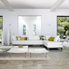 modern white living room furniture. Delighful Living Modern White Living Room Furniture Stunning On In 38 Inspiration To 6 Throughout