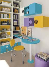 Cubo libreria per cameretta con anta puzzle vari colori art 148