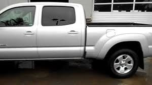 2007 Toyota Tacoma Double Cab TRD Sport/ Long Bed - YouTube