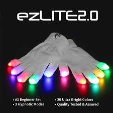Emazing Lights Canada Elite Ezlite 2 0 Glove Set
