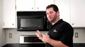Best Over The Oven Microwaves How To Remove A Microwave Over Your Stove Range Buildcom Youtube