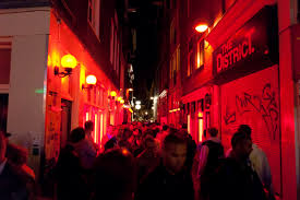 Red Light District In Portugal What Is Window Prostitution In Red Light District In