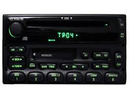 1998 - 2005 Ford / Lincoln Mercury Radio CD player CD4Car