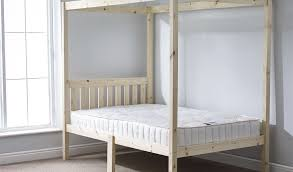 Different Types Of Four Poster Beds Hazelwood Home Enfield Canopy ...