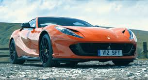 The ferrari 812 superfast is the successor to the f12berlinetta. Ferrari 812 Superfast Is An Ode To V12 Powered Supercars Carscoops