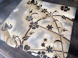 image stencils furniture painting. Step 8 Image Stencils Furniture Painting
