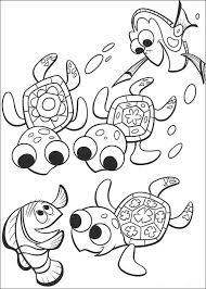 Alla Ricerca Di Nemo Da Colorare E Stampare 70