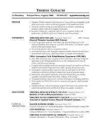 Oncology Nurse Cover Letter Medical Assistant Resume Skills Example