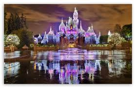 disneyland christmas castle wallpaper. Contemporary Disneyland Download Sleeping Beauty Castle Christmas At Disneyland HD Wallpaper Inside