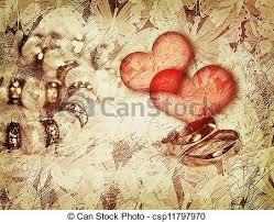 vintage love background. Exellent Vintage Vintage Love Background With Wedding Rings  Csp11797970 Inside Love Background T