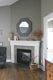 contemporary living room with corner fireplace. 23 Corner Fireplace Ideas To Steal Everybody\u0027s Attention Contemporary Living Room With A