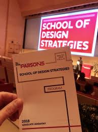 Parsons Ms Strategic Design And Management Parsons Ms Sdm Sdsdesignmanage Twitter