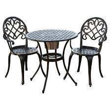 Metal Bistro Set U2013 MobiledavemeBistro Furniture Outdoor