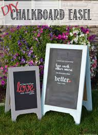chalkboard easels are so handy to have around for parties holidays weddings and for