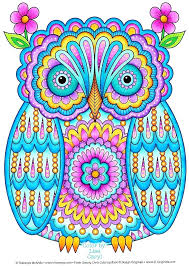 Owl Color Pages F8857 Owl Coloring Pages Free Owl Coloring Pages For