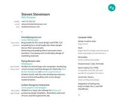 designs for resumes web design resumes best resume collection