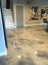 Finish Basement Floor Ideas