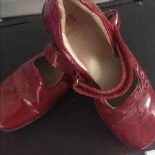 Elefonten Shoes Red 32 European