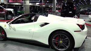 2018 ferrari 488. plain 488 2018 ferrari 488 spider limited edition features  exterior and interior  first impression throughout ferrari