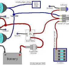 Headlights To Fog Light Relay Wiring Diagram Fog Light Wiring Kit