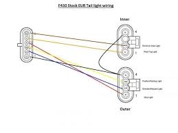 way switch wiring diagram light wiring images brown sleeving or f430 double tail lights illuminate all rear ferrari life